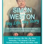 Weston Poster
